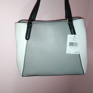 Kate Spades Leather Satchel